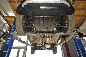 защита двигателя рено каптур