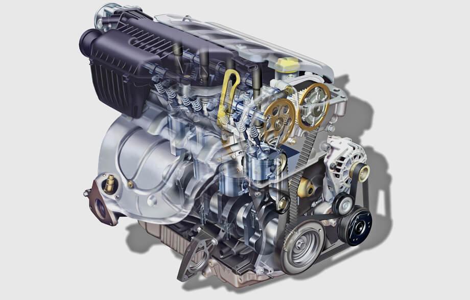 2 литровый двигатель каптур
