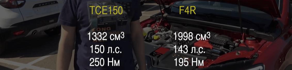Двигатель Рено Аркана и Рено Каптур