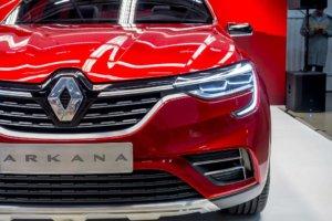 Рено Аркана Drive: особенности комплектации