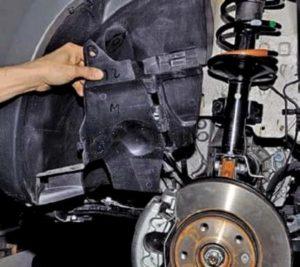 Тормозные колодки Renault Kaptur: описание, обслуживание, замена